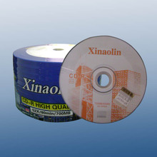 XINAOLIN UM Grau CD-R 52X com 700MB 80MIN China <span class=keywords><strong>Fábrica</strong></span>