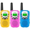 Walkie Talkies for Kids Vox Box Kids Walkie Talkies for Boys or Girls, Voice Activated Long Range Outdoor Toys Walkie Talkie Set