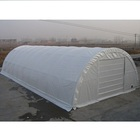 30'x 40'x15' large Outdoor Tent Fabric Dome Shelter Truck Boat Garage for storage warehouse