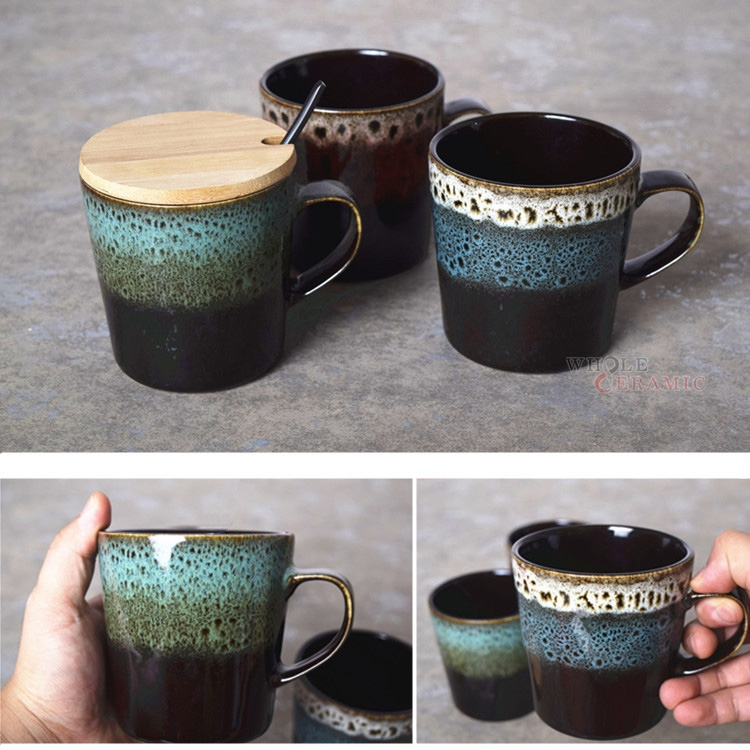 New Coming High Quality Mini Moq Camping Enamel Mug Wholesale From China