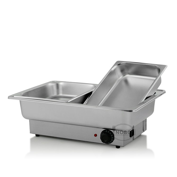 Rectangle Bain Marie Electric Buffet Warmer Stainless Steel Chaffing Dish Stove/Indian Chafing Dish