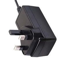 Power Supply AC to DC Transformer Power Adapter 5A 2 Wires Output 110v 220v to 24v DC