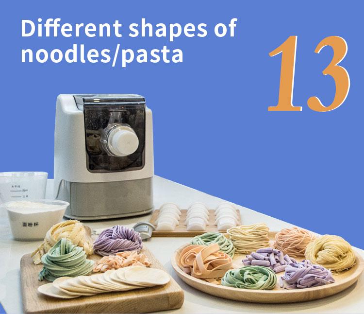 Pasta Kleine Makers Huishoudelijke Noedels Maken Maken Machines Verwerking Elektrische Pasta Noodle Maker Extruder Machine Pasta Maker