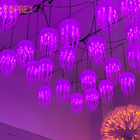 Night Pool Decorative Light Decoration Decorative Lighting For Garden TOPREX DECOR Acrylic Led Fantasy Jellyfish Night Pool Decorative Light Lamp For Shopping Mall Garden Street Decoration Etc.