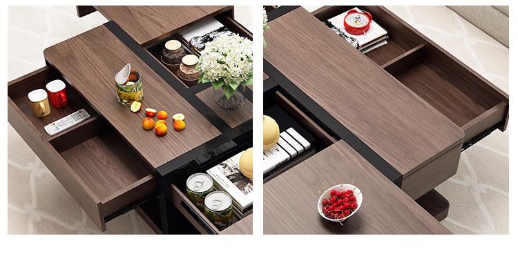 2019 New design creative modern design smart coffee table
