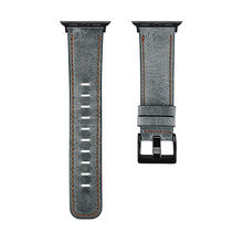 Винтажный кожаный ремешок из воловьей кожи для apple watch, ремешок для iwatch 1/2/3, 38 мм, 42 мм, iwatch 4/5, 40, 44 мм, ремешок для часов, браслет, аксессуары(Китай)