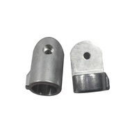 Quick fitting connector cast iron malleable pipe fittings equal connector