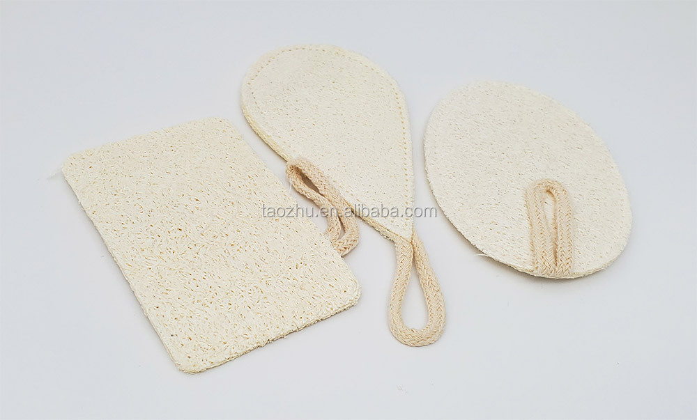 Natural Luffa Loofa Sponge Scrubber for for Bath Spa and Shower
