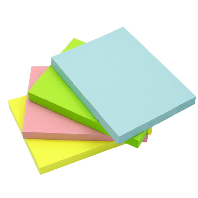 Custom gedrukt leuke sticky notes