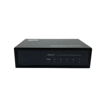 JWM industrial gigabit ethernet switch and battery powered network switch with 5 port fiber switch