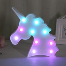 Licorne Tête <span class=keywords><strong>Led</strong></span> Nuit Lumière Cadeau Animal <span class=keywords><strong>Enfants</strong></span> <span class=keywords><strong>Enfants</strong></span> Bébé Chambre 10 <span class=keywords><strong>Led</strong></span> Lampe De Nuit De Licorne Chapiteau Lumière Pour Les <span class=keywords><strong>Enfants</strong></span>