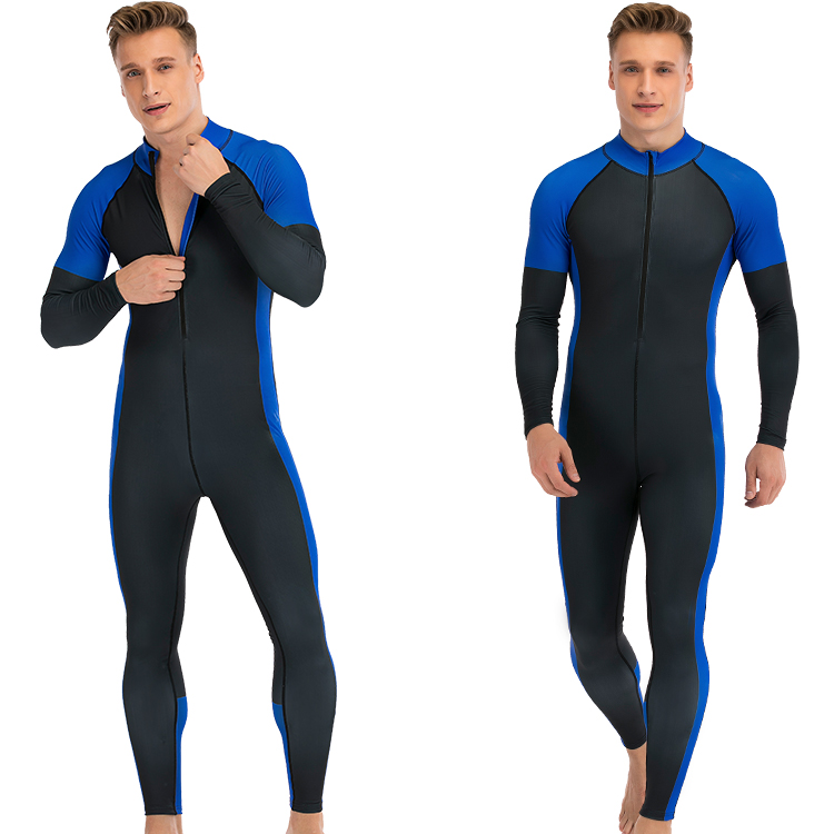 Hot Sale Wet Suits 3mm Neoprene Full Sleeve Dive Skin Surfing Scuba Diving WetSuits