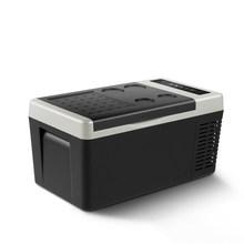 18L AC/DC12V24V автомобильный холодильник портативный Кемпинг Пикник холодильник мини холодильник Компрессор Автомобильный морозильник автомоб...(Китай)