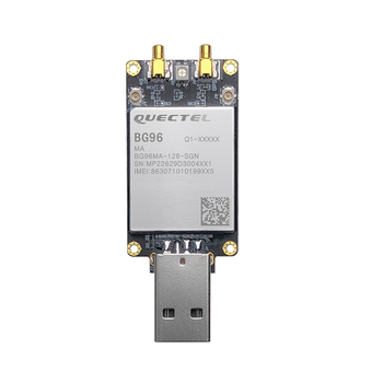 Nb-Iot Cat.M1/NB1 & EGPRS Module LTE USB Dongle With Quectel BG96 Support USB/UART