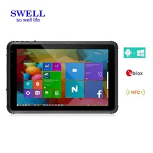 Android 5.1 OS aggiornabile di stoccaggio 4GB di ram 64GB rom IP65 duro tablet PC 10 pollici in rugged tablet pc