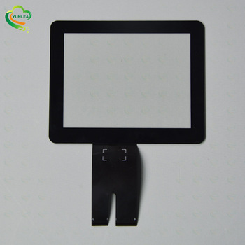 USB I2C RS232 Interface 8.4 inch AR AF AG Available  Capacitive Touch Screen Panel Overlay