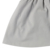 Hot boutique kids clothing baby clothes Grey linen inelastic casual dress