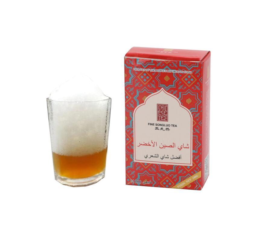 NATUREL CHINESE GREEN TEA 41022 AAAAA have good market in africa country - 4uTea   4uTea.com