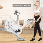 Workout Static Bicycle Exercise Equipment Spin Bike Fitness