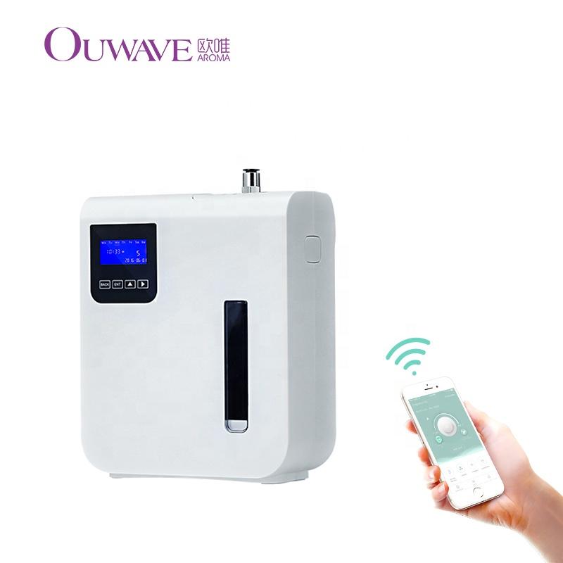 2020 nuevo WIFI control remoto aroma difusor de la fragancia OS-3