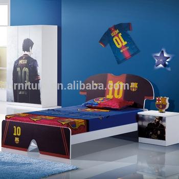 Football Design Bedroom Furniture Sets For Kids - Buy Football Design  Furniture,Football Bedroom Furniture,Kids Footbal Bedroom Furniture Product  on ...