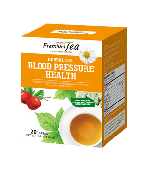 High quality Lowing Blood Pressure Tea Organic