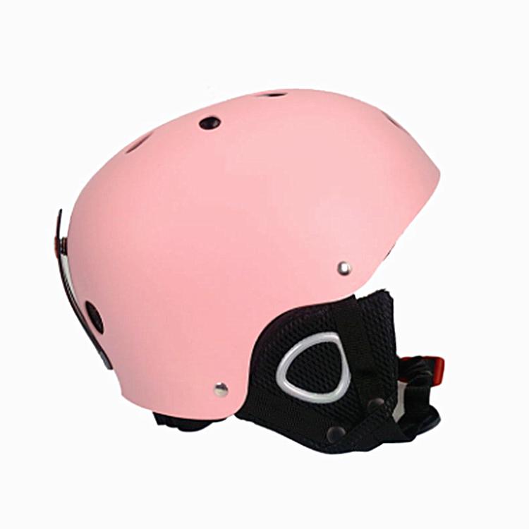 Winter Outdoor Multi Color PC Material Skiing Sport Helmet