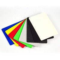 Customized Size and Color Foam Pvc Board for Kitchen Cabinets