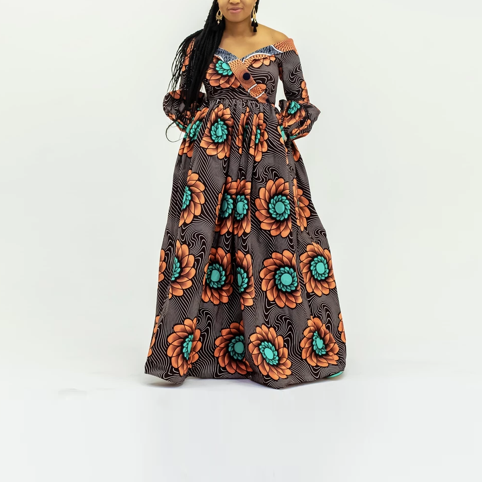 2020 Fashion Kitenge Designs Ankara Fabric Dresses For African Plus Size Dress Buy Plus Size Dress Ankara Fabric Dress Latest Fashion Dress Design Product On Alibaba Com