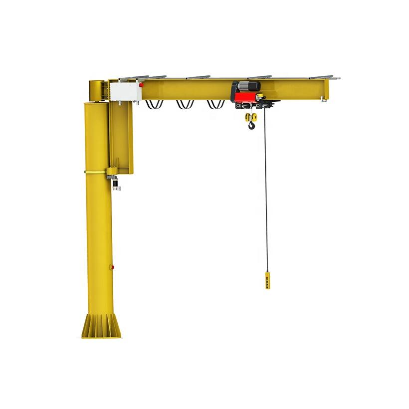 Tipo de luz uso Oficina equipamentos de elevação 2T jib crane