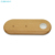 Hot selling Desktop Mobile Phone QI Fast Wood Wireless Charger