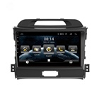 Android 8.1 4 Core Car GPS Navigation for Kia Sportage R 2010-2016 with 1+16GB wifi Video Radio Audio Stereo system