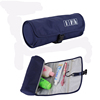 Hot Popular Hanging Travel Men/women Portable Roll Folding Canvas Toiletry Cosmetic Bag