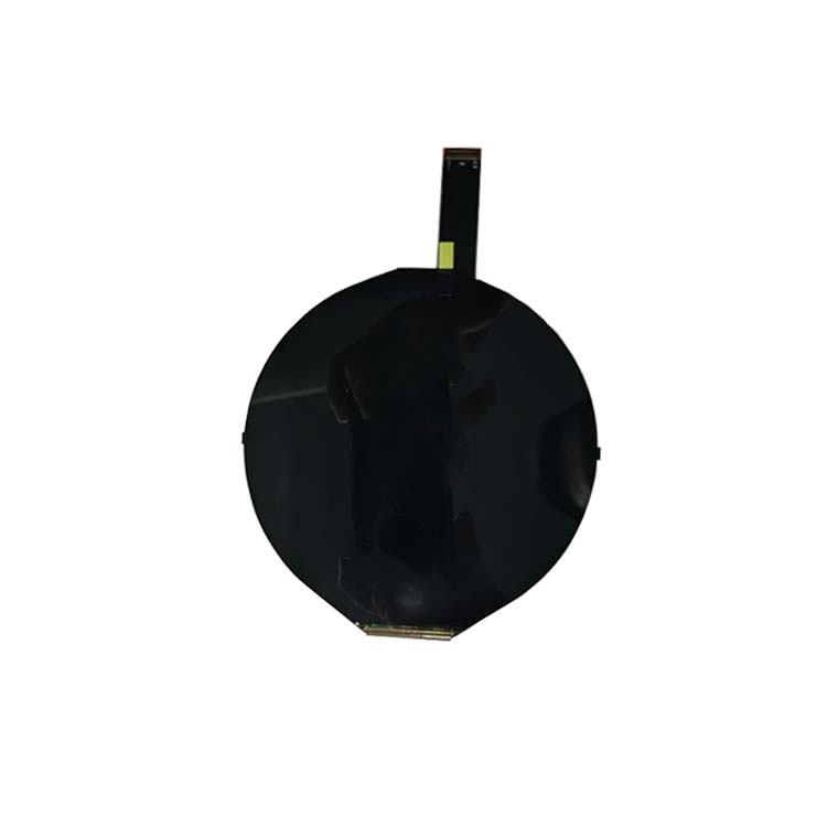 5 inch tft lcd 1080x1080 resolution MIPI interface IPS round lcd module at competed price