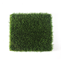 Custom manufacturing football field artificial grass hard-wearing pink artificial grass