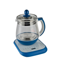 Electronics Appliances Glass Cordless Kettle Electric Tea Maker