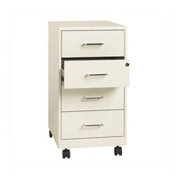 Commercial office furniture mobile cupboard filing storage drawer steel cabinet office furniture