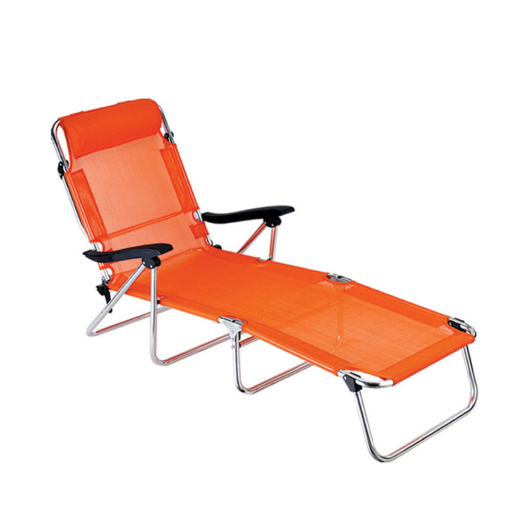 Pool Chairs Sun Lounger Swimming Folding Beach outdoor Day Beds Beach Lounger