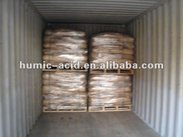 100% Pure Natural Humic Acid Granular from Leonardite