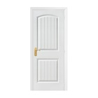 Door White Simple Design American Prehung Painted Interior Door For Houses