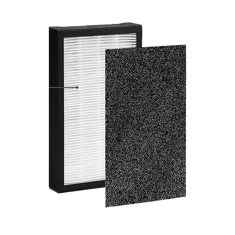 Air Purifier FLT4100 HEPA Replacement Filter E for GermGuardian AC4100, AC4150BL, AC4150PCA