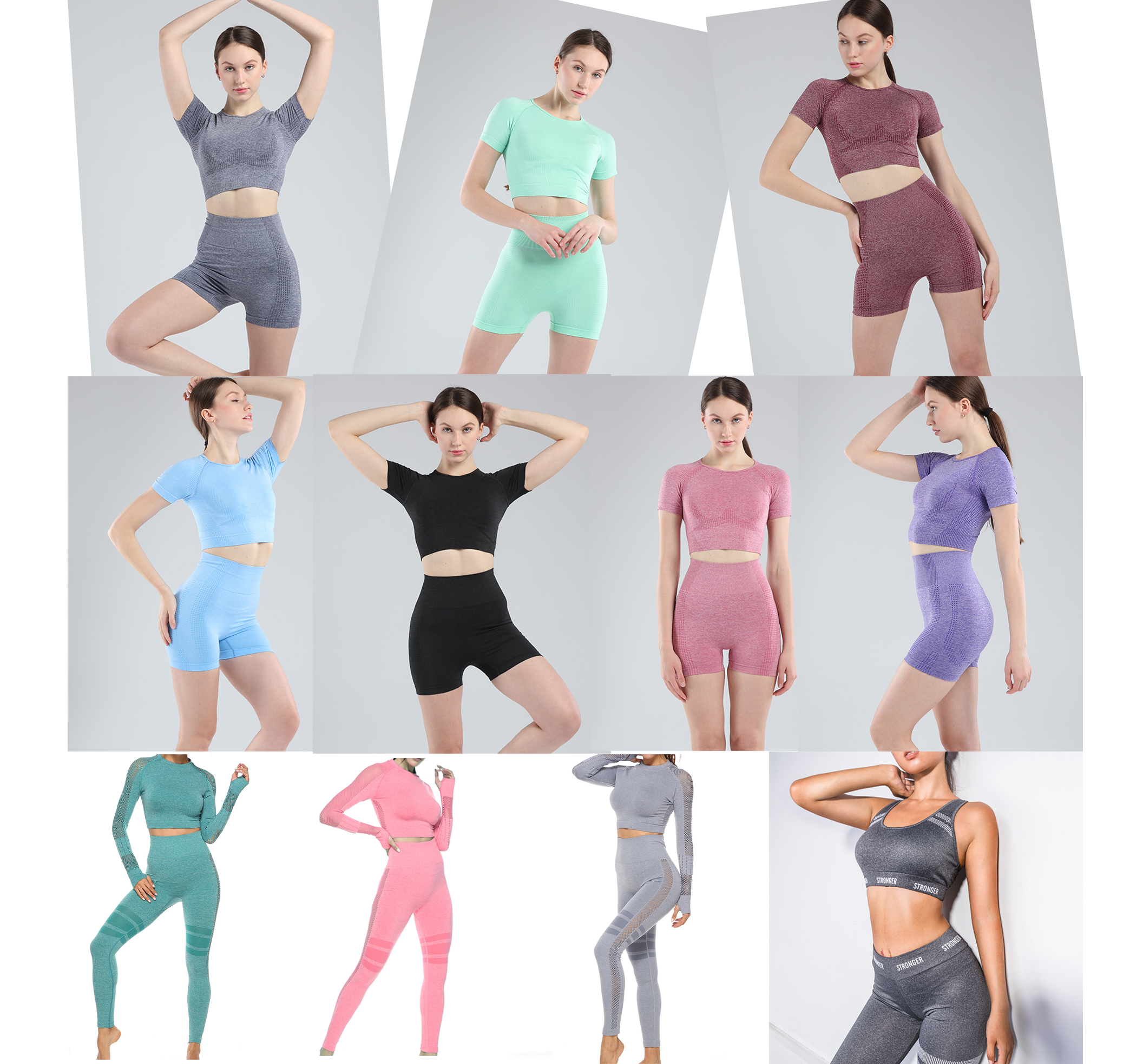Compression dry fit biker women candy shorts lady girl outfits romper snickers running workout fitness woman sport shorts