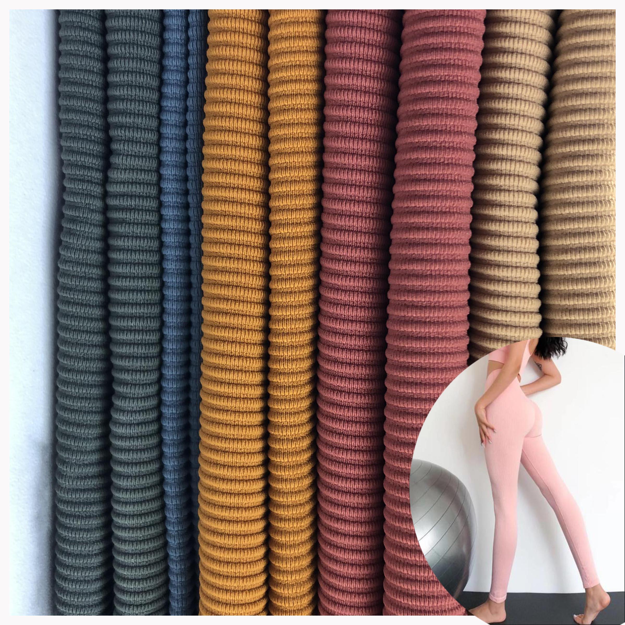 rib nylon fabric,1 Yard, Customized color