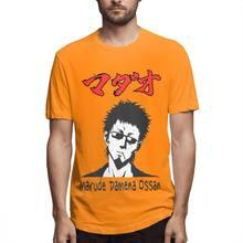 Популярная футболка гинтама Хасегава тайзу, аниме, графика, Homme High Street, футболки, рубашка, Мужская футболка, Camiseta, для размера плюс(Китай)