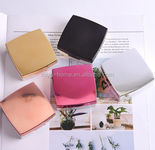 Hot selling tweezers stick connection contact lens case / square shape lenses box / simple for glasses container