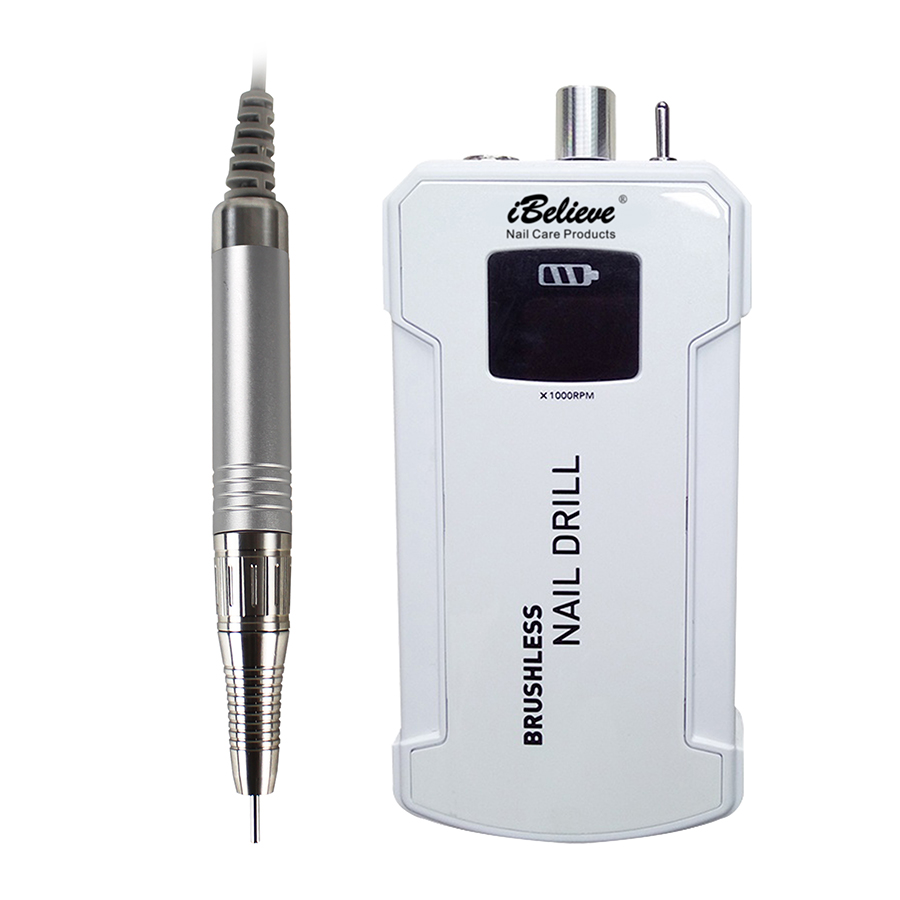 Professional Manicure Drill Portable 35000 Rpm High Power Electric Nail Drill