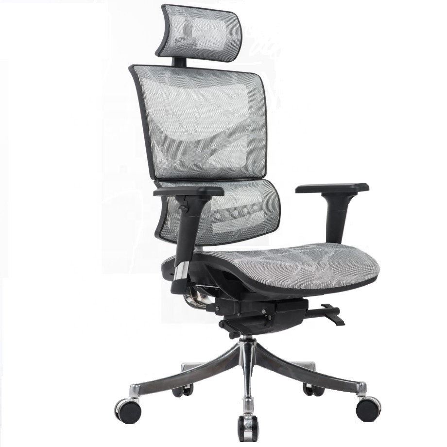 Low Price High End Nice Office Chairs Executive Ergonomic Armchair Office Work Boss Full Mesh Office Chair