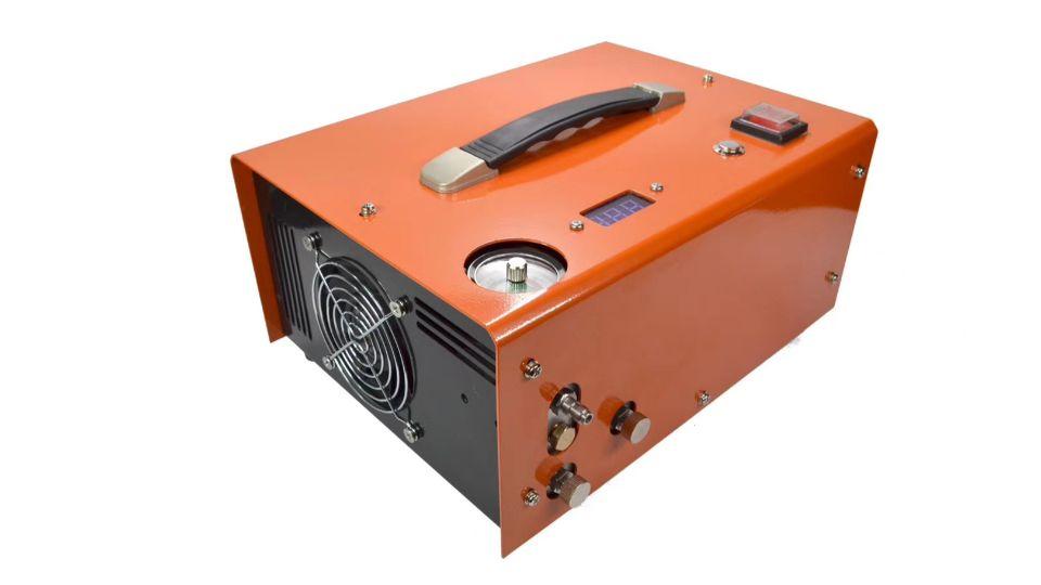 Hot small high pressure chinese portable pcp car electric pcp pump 12V air compressor