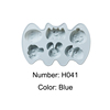 Blue 6cup (H041)