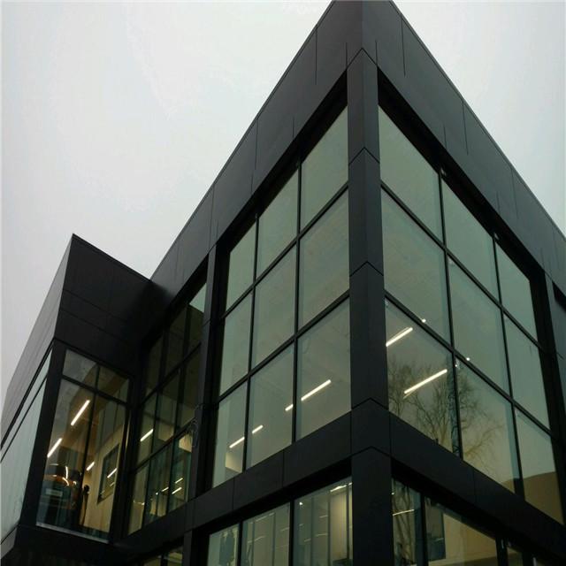 Exterior PVDF aluminum composite wall cladding panel for Canada